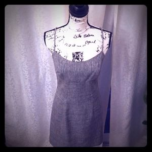 Twill Pattern Guess Dress